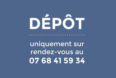 DEPOT vetements Jolie Maguette